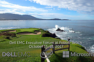Dell EMC Exec at Pebble Beach 2017