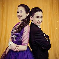 Shoshana and Joshua B'nai Mitzvah 29.03.2015