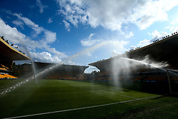 A general view of Molineux, home of Wolverhampton Wanderers - Mandatory by-line: Robbie Stephenson/JMP - 19/08/2019 - FOOTBALL - Molineux - Wolverhampton, England - Wolverhampton Wanderers v Manchester United - Premier League