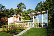 Sepideh Saidi House | Raleigh, North Carolina | Frank Harmon Architect