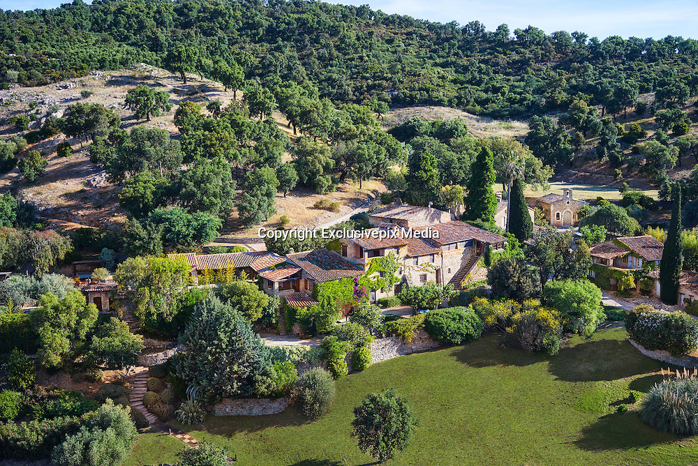 """Johnny Depp sells home in France - Hollywood star doesn't just own a house - but a whole village!<br /> <br /> Actor Johnny Depp is putting a whole village in France up for sale as he sells the home he created with his ex-partner Vanessa Paradis for US$26 million.<br /> <br /> Johnny Depp spent over US$10 million restoring the village, which he purchased in 2001, but he has now decided, according to sources close to the actor, that it """"was time to move on"""" after separating from Vanessa.<br /> <br /> The property is a sprawling 15 hectare estate in southern France. It features more that a dozen buildings offering 1000 sq.m of living space, including 12 bedrooms and 12 bathrooms.<br /> <br /> The main house in the Provencal hamlet, dated from 1812, is 400 sq.m and boasts 5 bedrooms, three-and-a-half bathrooms and an art studio.<br /> <br /> Other buildings feature a restaurant and bar which is now used as a dining room, a church which has been converted into a guest house, various guest cottages and a wine cave based on a """"pirates of the Caribbean"""" set.<br /> <br /> Outdoors the property features a large swimming pool with a sandy beach and bar, a second smaller pool and a skate park. The landscaped gardens feature vines, olive trees and a vegetable patch.<br /> <br /> Johnny Depp is not just selling the village, but also all of his furniture and a great many personal belongings. The bohemian atmosphere created by Johnny creates a one-of-a-kind home.<br /> ©Exclusivepix Media"""