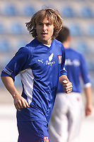 Fotball, Juventus' Pavel Nedved of the Czech Republic training at the Drnovice Stadium ahead of his country's friendly against South Korea.  (Foto: Digitalsport).