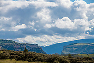 Bighorn Mountains, Bighorn Canyon National Recreation Area, Crow Indian Reservation, Montana