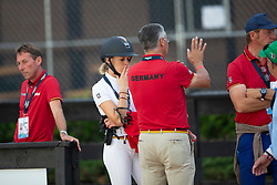 Klaphake Laura, GER, Becker Otto, GER<br /> World Equestrian Games - Tryon 2018<br /> © Hippo Foto - Dirk Caremans<br /> 20/09/2018