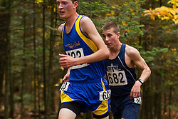 2012 High School Western Maine Regional Cross Country Championships, Class C Boys , Jack Pierce, Merriconeag School