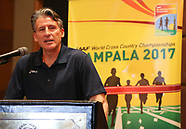 IAAF World Cross Country Press Conference- 25 March