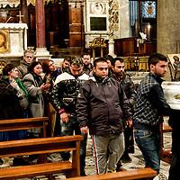 Funerali di Angelo, bambino rom