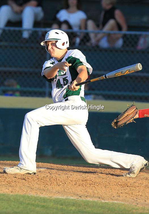 26 April 2010: Ponchatoula Green Wave varsity baseball photos.