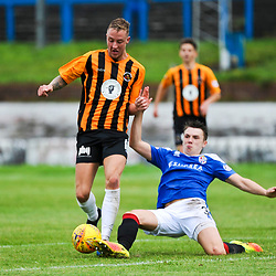 Cowdenbeath v Berwick Rangers, Scottish League 2, 18 August 2018