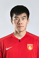 **EXCLUSIVE**Portrait of Chinese soccer player Wang Qiuming of Hebei China Fortune F.C. for the 2018 Chinese Football Association Super League, in Marbella, Spain, 26 January 2018.