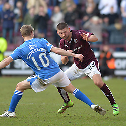 Hearts v St Johnstone   Scottish Premiership   19 March 2016