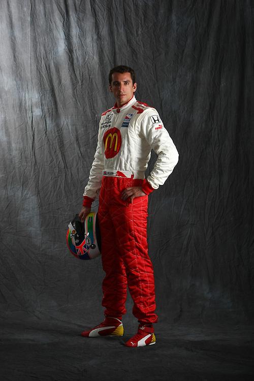 Justin Wilson, 2008 Indy Car Series, Miami Grand Prix, Homestead, FL, March 29, 2008