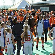 Koningsdag 2014 in de Rijp, het vieren van de verjaardag van de koning. / Kingsday 2014 in the Rijp , celebrating the birthday of the King. <br /> <br /> <br /> Op de foto / On the photo:   Prins Pieter-Christiaan / Prince Pieter-Christiaan
