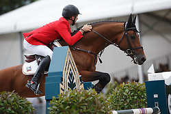 Stuhlmeyer Patrick, (GER), Lacan<br /> Furusiyya FEI Nations Cup™ presented by Longines<br /> CHIO Rotterdam 2015<br /> © Hippo Foto - Dirk Caremans<br /> 19/06/15