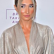 Megan McKenna attend the British Takeaway Awards 2020 on 27th January 2020, Savoy Hotel, Strand, London, UK.