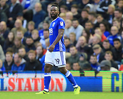 Jacques Maghoma of Birmingham City - Mandatory by-line: Paul Roberts/JMP - 08/08/2017 - FOOTBALL - St Andrew's Stadium - Birmingham, England - Birmingham City v Crawley Town - Carabao Cup