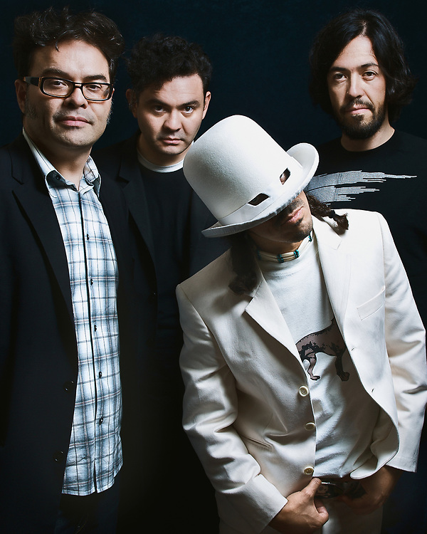 Cafe Tacuba at the Latin Alternative Music Conference, New York City