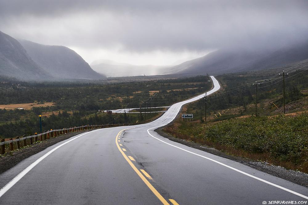Tablelands, Gros Morne National Park, Canada