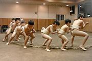 Allenamento Sumo bambini - Training Sumo Children