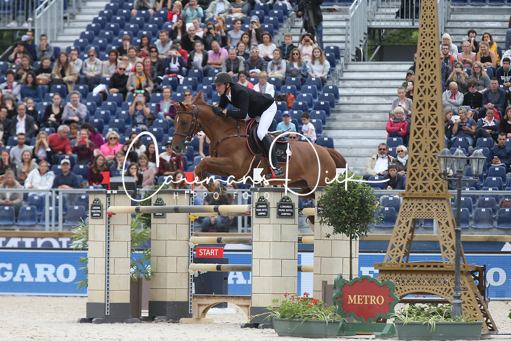 Staut Kevin, FRA, Ayade de Septon et HDC<br /> Global Champions League- Paris Eiffel 2017<br /> &copy; Hippo Foto - Dirk Caremans<br /> 01/07/17