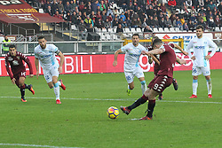 November 19, 2017 - Turin, Piedmont, Italy - Andrea Belotti (Torino FC)  fails the penalty during the Serie A football match between Torino FC and AC Chievo Verona at Olympic Grande Torino Stadium on 19 November, 2017 in Turin, Italy. (Credit Image: © Massimiliano Ferraro/NurPhoto via ZUMA Press)