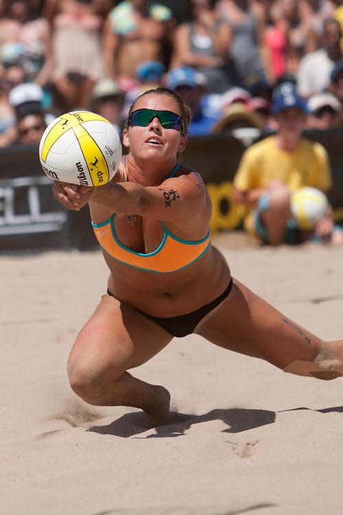 Manhattan Beach, CA - 2014.  Brooke Sweat. Photo by Wally Nell