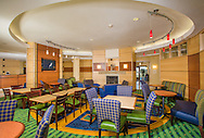 Spring Hill Suites Marriott in Cheyenne, Wyoming. Photography created for the hotel's advertising.