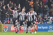 Grimsby Town FC v Barnet 121116