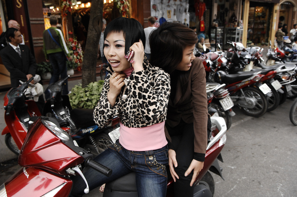 Hanoi: The Old Quarter