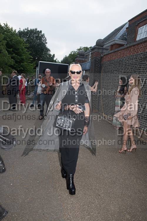 AMANDA ELIASCH, The Serpentine Party pcelebrating the 2019 Serpentine Pavilion created by Junya Ishigami, Presented by the Serpentine Gallery and Chanel,  25 June 2019