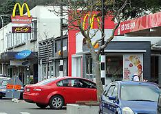 Upper Hutt-One dead after shooting incident at McDonalds