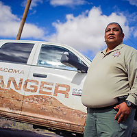 102114       Cable Hoover<br /> <br /> Acoma Ranger Clayton is running for McKinley County Sheriff.