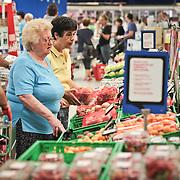 Interno supermercato Coop  di Piossasco (TO)