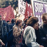 Legge Bossi-Fini - Roma, 19.1.2002