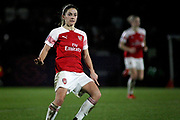 *** during the FA Women's Super League match between Arsenal Women and Yeovil Town Women at Meadow Park, Borehamwood, United Kingdom on 20 February 2019.