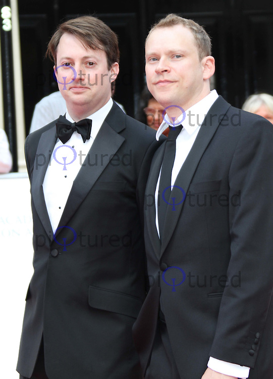 David Mitchell; Robert Webb Philips British Academy Television Awards held at the London Palladium, London, UK, 06 June 2010. For piQtured Sales contact: Ian@piqtured.com Tel: +44(0)791 626 2580 (Picture by Richard Goldschmidt/Piqtured)