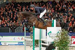 Snels Zoi, NED, Iniesta TN<br /> KWPN Stallionshow - 's Hertogenbosch 2018<br /> © Hippo Foto - Dirk Caremans<br /> 01/02/2018