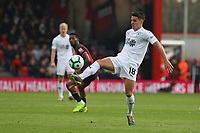 Football - 2018 / 2019 Premier League - AFC Bournemouth vs. Burnley<br /> <br /> Ashley Westwood of Burnley in action during the Premier League match at the Vitality Stadium (Dean Court) Bournemouth   <br /> <br /> COLORSPORT/SHAUN BOGGUST