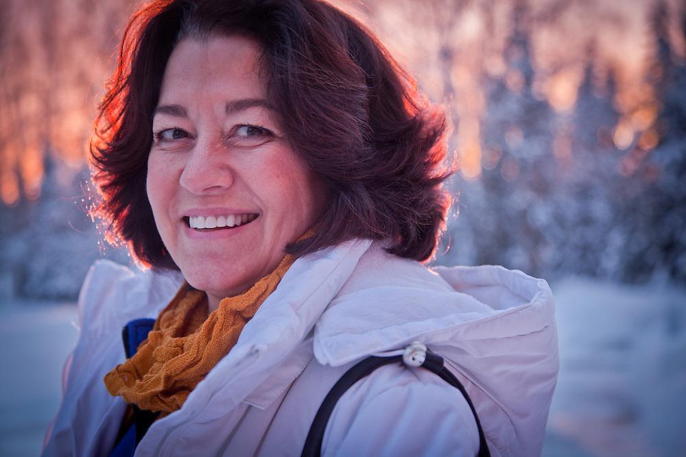 Photographer, Tami Phelps, APU Campus