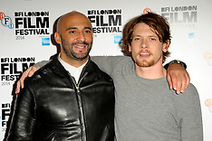 OCT 09 2014 BFI photocall for the film 71
