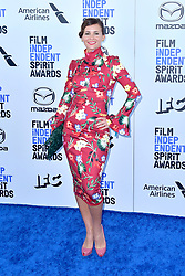 February 8, 2020, Santa Monica, Kalifornien, USA: Paula Roman bei der 35. Verleihung der Film Independent Spirit Awards 2020 im Zelt am Santa Monica Beach. Santa Monica, 08.02.2020 (Credit Image: © Future-Image via ZUMA Press)