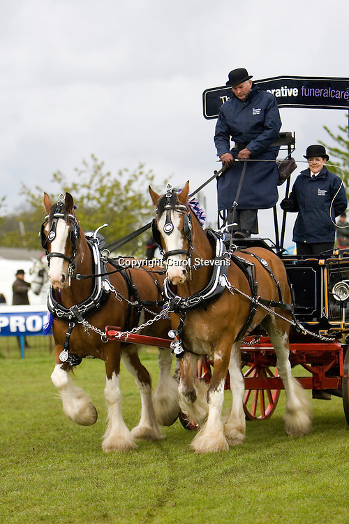 Newark and Notts Show 2010<br /> Gawin Holmes<br /> Co-operative Funeralcare