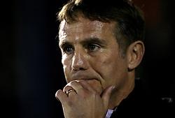 Bolton Wanderers manager Phil Parkinson - Mandatory by-line: Robbie Stephenson/JMP - 24/10/2016 - FOOTBALL - Gigg Lane - Bury, England - Bury v Bolton Wanderers - Sky Bet League One