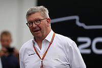 Monza - Formula 1 - Gran Premio d' Italia di Formula 1 - Nella foto: Ross Brawn