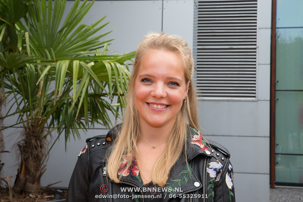 NLD/Hilversum/20180828 -  Persviewing nieuw tv-seizoen NPO, Jill Bleiksloot