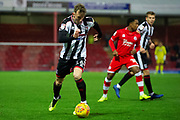 Grimsby Town midfielder Martyn Woolford during the EFL Sky Bet League 2 match between Grimsby Town FC and Crawley Town at Blundell Park, Grimsby, United Kingdom on 17 November 2018.