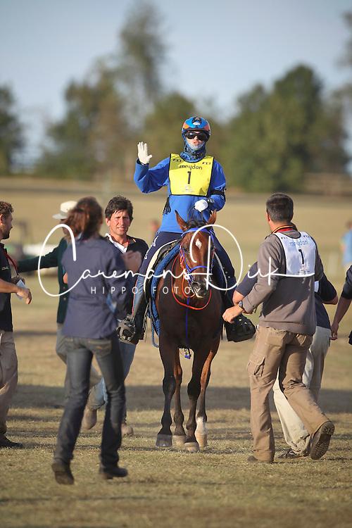Alvarez Ponton Maria Mercedes (ESP) - Nobby<br /> Alltech FEI World Equestrian Games <br /> Lexington - Kentucky 2010<br /> &copy; Hippo Foto - Dirk Caremans