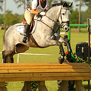 Samantha Clark and Asterion at the Florida International Three Day Event held April 17-20, 2008 in Ocala, Florida.
