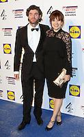 Katherine Parkinson, British Comedy Awards, Fountain Studios, London UK, 16 December 2014, Photo by Richard Goldschmidt