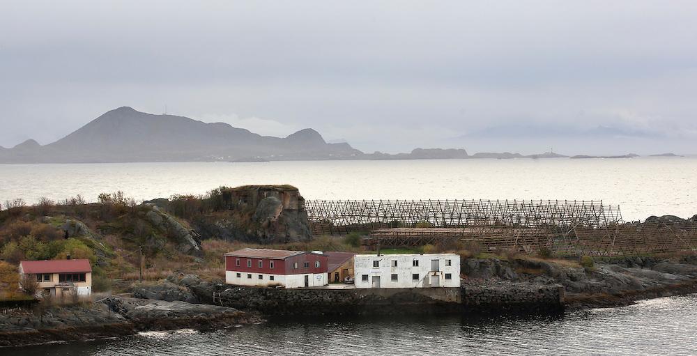Svolvær, Lofotoen, Norway